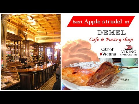 best-apple-strudel-at-demel-cafe-in-vienna-|-danube-river-cruise-tour