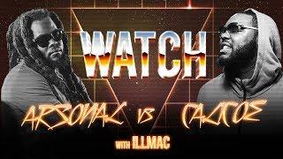 WATCH: ARSONAL vs CALICOE with ILLMAC