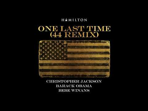 Christopher Jackson, Barack Obama, Bebe Winans – One Last Time (44 Remix) [Official Audio]