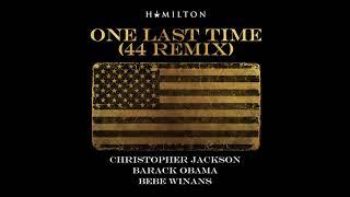 Christopher Jackson, Barack Obama, Bebe Winans – One Last Time (44 Remix) [Official Audio]