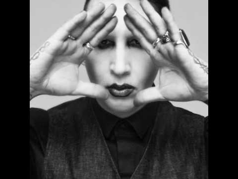 Marilyn Manson- You spin me right round (Dope) NEW