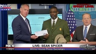 BREAKING: President Trump Donates First Quarter Salary To National Park Service (FNN)