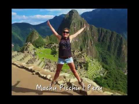 Star Jumping South America: A Travel Slideshow