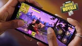 HOW TO DOWNLOAD FORTNITE ON MOBILE?!! (Sign-up Now)