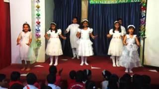 Choreography by Class III - Yeshu Hai Sacha Ghadhariya