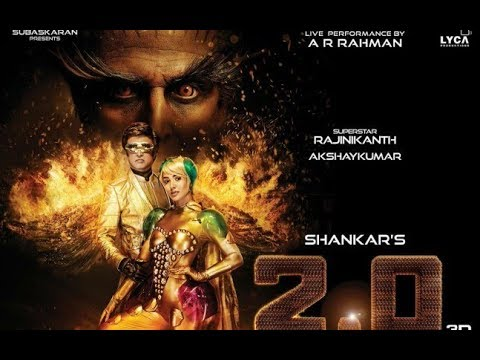 Download Robot 2 Official Trailer  | 2.0 Trailer| Rajinikanth | Akshay Kumar | Amy Jackson | Shankar