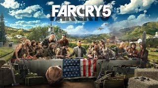 Far Cry 5➤All Trailers➤PC/XONE/PS4(2018)➤(FULL HD, 60 FPS)