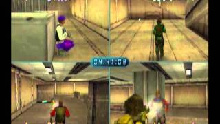 Winback 2 - Project Poseidon (Xbox) - Deathmatch (Factory)