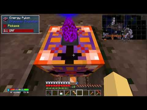 How to power Fusion Crafting Injectors with DraconicEvolution Crystals
