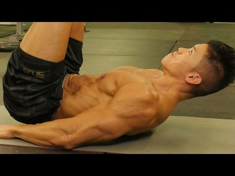 100 Reps Ab Workout