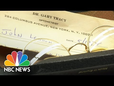 Download Youtube: Stolen Items That Once Belonged To John Lennon Recovered In Berlin | NBC News