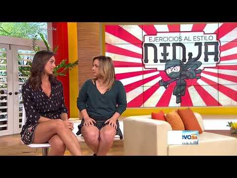Erika Csiszer hot legs thumbnail