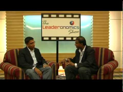 Pratyush Prasanna from Pluggd.in on The Leaderonomics Show