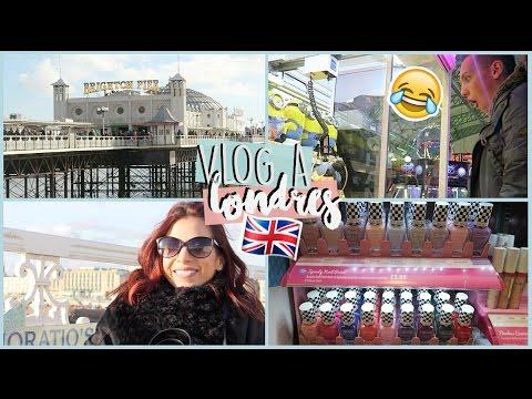 ♡ VLOG : Vacances à Londres !