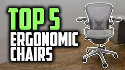 Best Ergonomic Chairs in 2019 | Which Is The Most Comfortable?