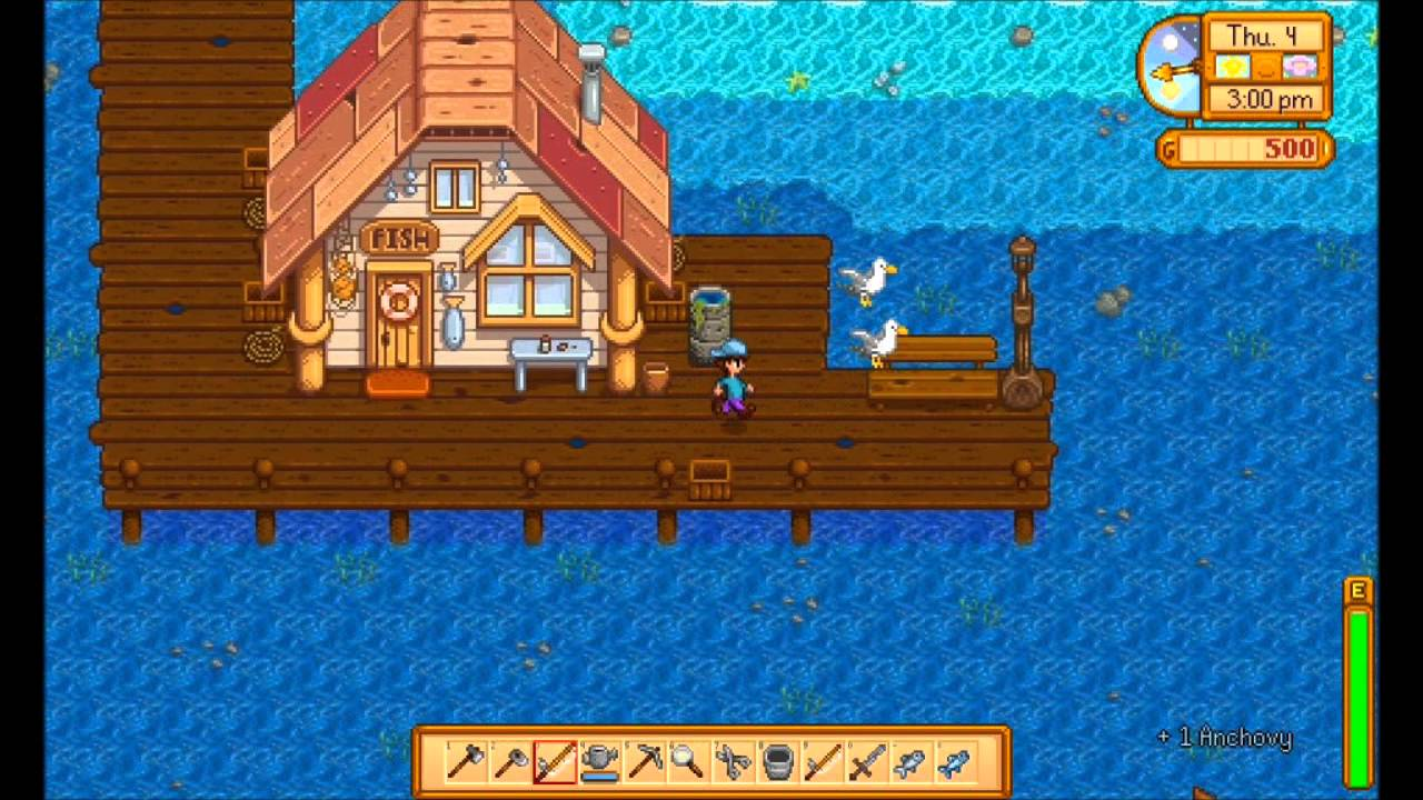 Stardew Valley ultimate fishing guide: How to catch legendary fish