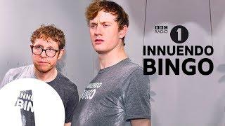"""""""Caressa Dick!"""": James Acaster & Josh Widdicombe GET WET on Innuendo Bingo"""
