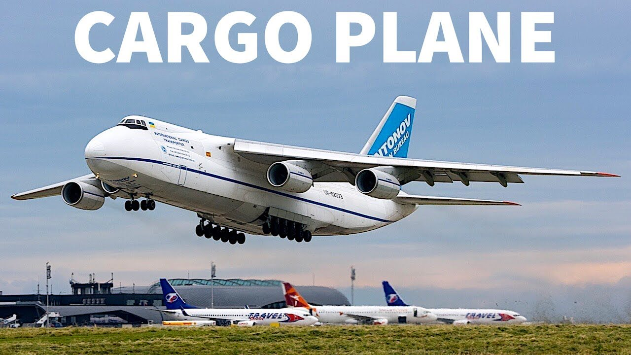 RUSSIA to Build SUPER HEAVY Cargo Aircraft!
