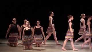 Alma College Dance Company 2015 Student Choreography Concert - Sunchyme