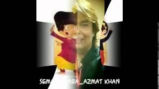 Gambar cover Semalu Rimba Azmat Khan