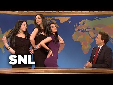 Weekend Update: The Kardashians - Saturday Night Live