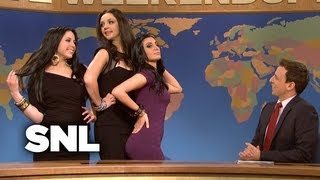 Weekend Update: The Kardashians - Saturday Night Live