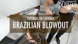 Baixar Tutorial Brazilian Blowout Capacitación en Español México
