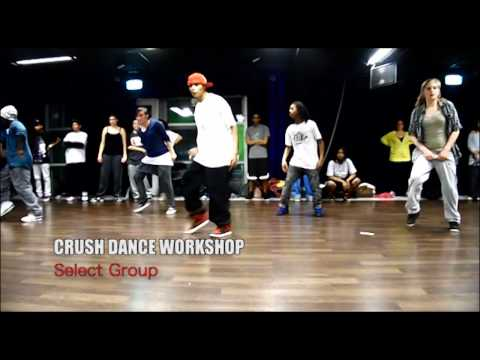 The Crush Dance Workshops by  Gino Jagessar