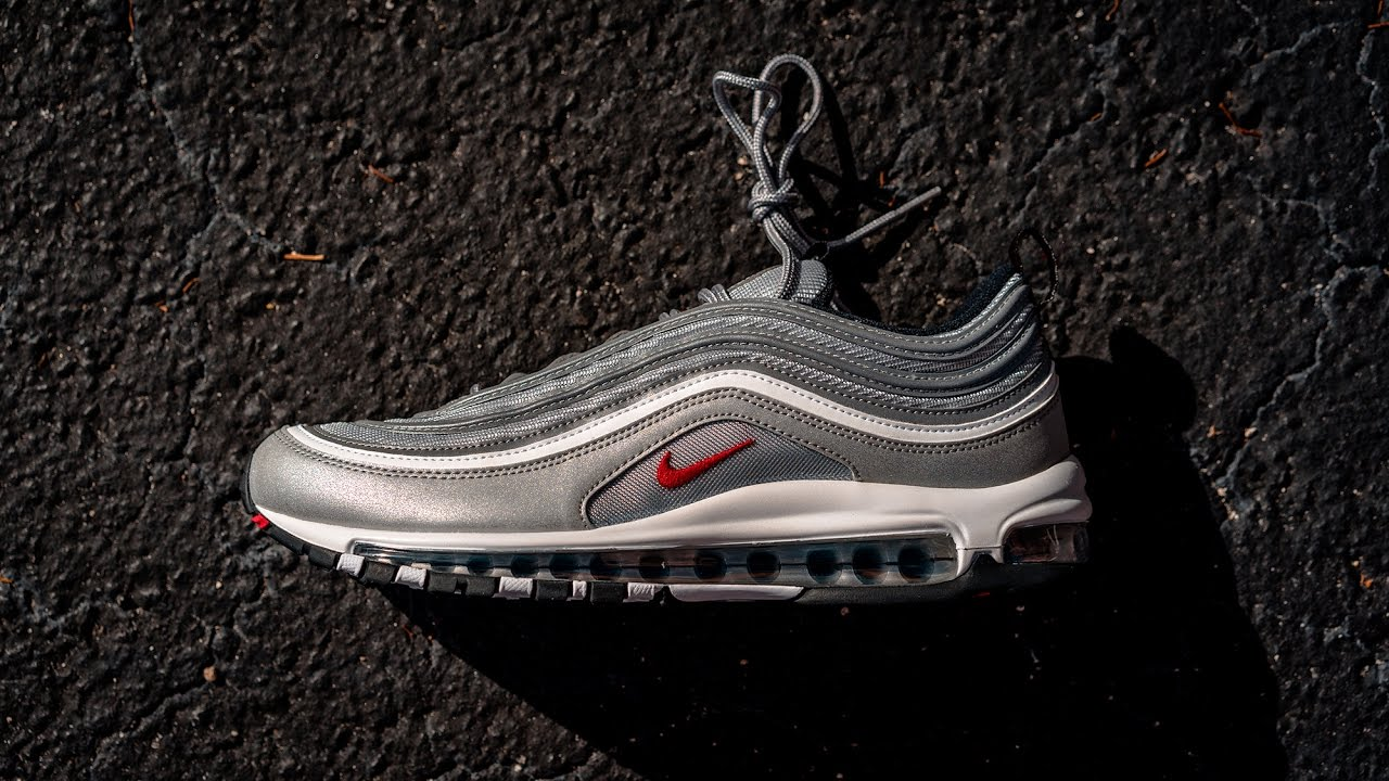 factory authentic 00b49 9f13a Nike Air Max 97 Silver Bullet QS, 3M greatness is the least I can say