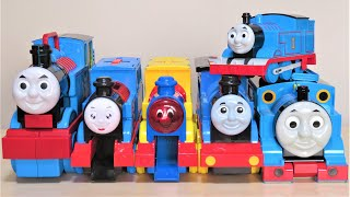 Thomas & Friends 6 big toy case RiChannel