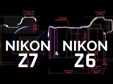 Nikon Z7 45MP and Z6 24 MP MIRRORLESS Cameras + (3) Z-MOUNT Lenses