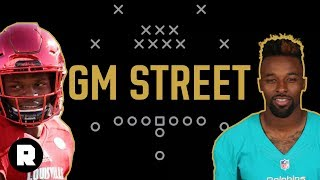 Quarterback Questions and Franchise Tags | GM Street (Ep. 238) | The Ringer