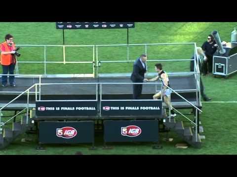 2014 SANFL IGA League Grand Final - Final Seconds & Presentation