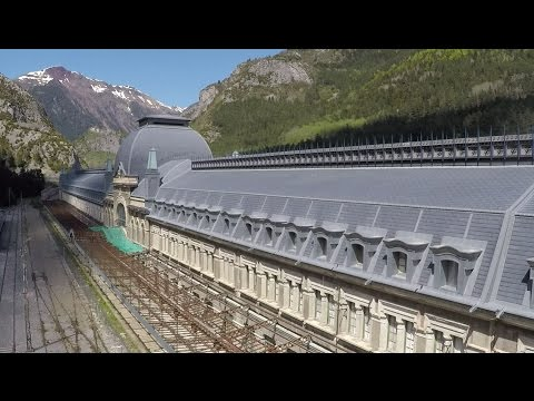 RPA MEDIA SERVICES - Canfranc, la gare... et beaucoup plus (