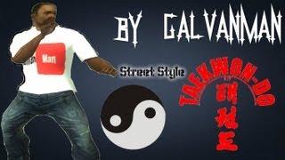 Стили боя в GTA San Andreas (Как использовать)(В этом видео я покажу вам все стили боя в GTA San Andreas, а именно: 1. Уличный стиль 2. Кунг-фу 3. Таэквондо 4. Стандарт..., 2013-08-12T23:48:04.000Z)