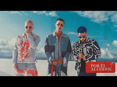 Brytiago - Por El Alcohol (feat. Nio García & Casper Mágico) | MV