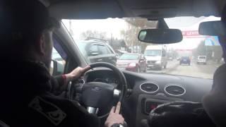 Вождение Автошкола Пушкино 25.10.2015 (3)