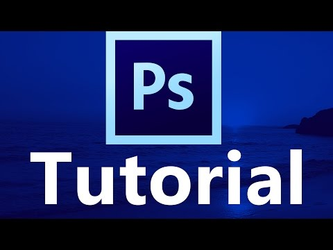 Photoshop Tutorial For Beginners