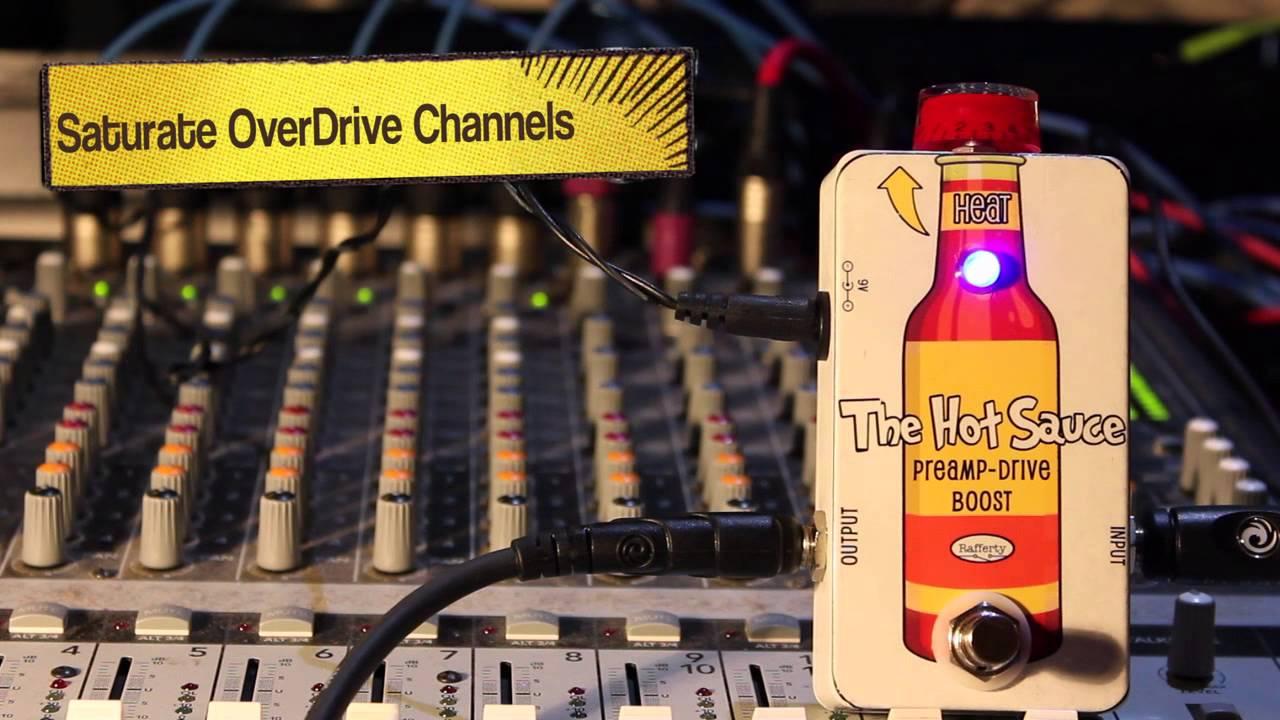 Image result for hot sauce pedal