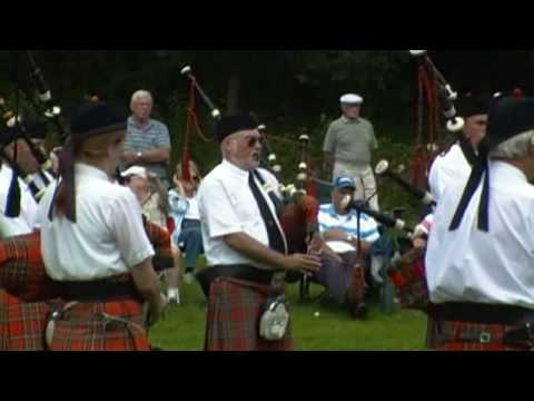 Ingersoll Pipe Band Bonnie Galloway