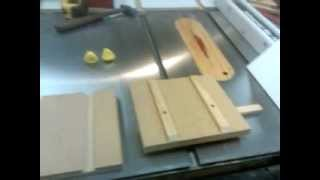 Homemade Tenon Jig Part 1