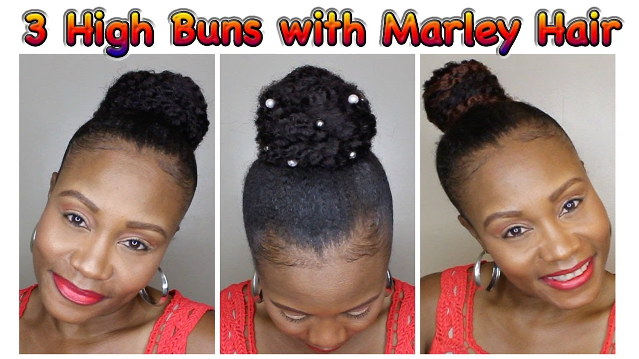 Natural Hairstyles With Marley Braids Best Hairstyle 2017
