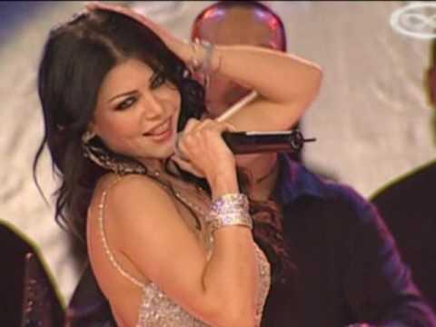 """Haifa Wehbe """"Ana Haifa"""" (I'm Haifa) beautiful~!  هيفاء وهبي - انا هيفاء"""