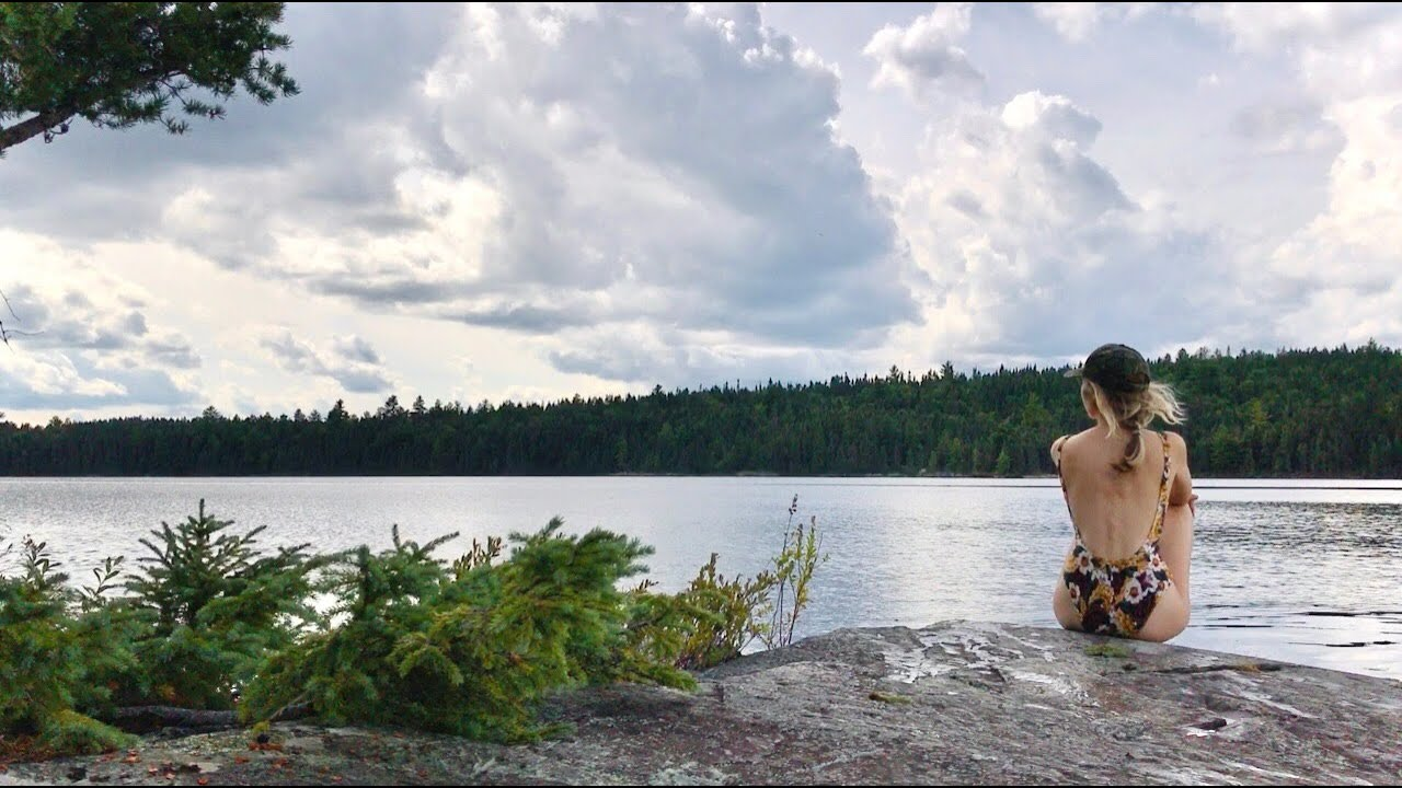 LOST IN THE WILDERNESS: Backcountry Canoe Camping Trip - Turner Lake, Temagami - Crown Land Camping