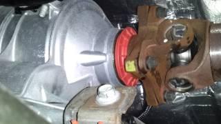 2014 F150 EcoBoost Transmission Clunk