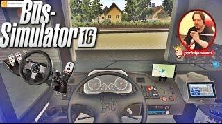 Otobüs Şöförü Taklejii | Bus Simulator 16 Türkçe | İlk İzlenim