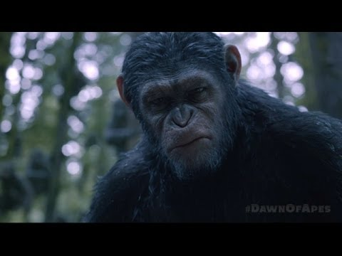 "Dawn of the Planet of the Apes - ""Go"" Clip"