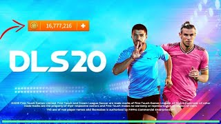 Dream League Soccer 2020 MOD APK Unlimited Coins Android 300 MB HD Graphics