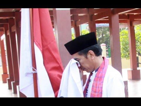Pesan Perjuangan Jokowi