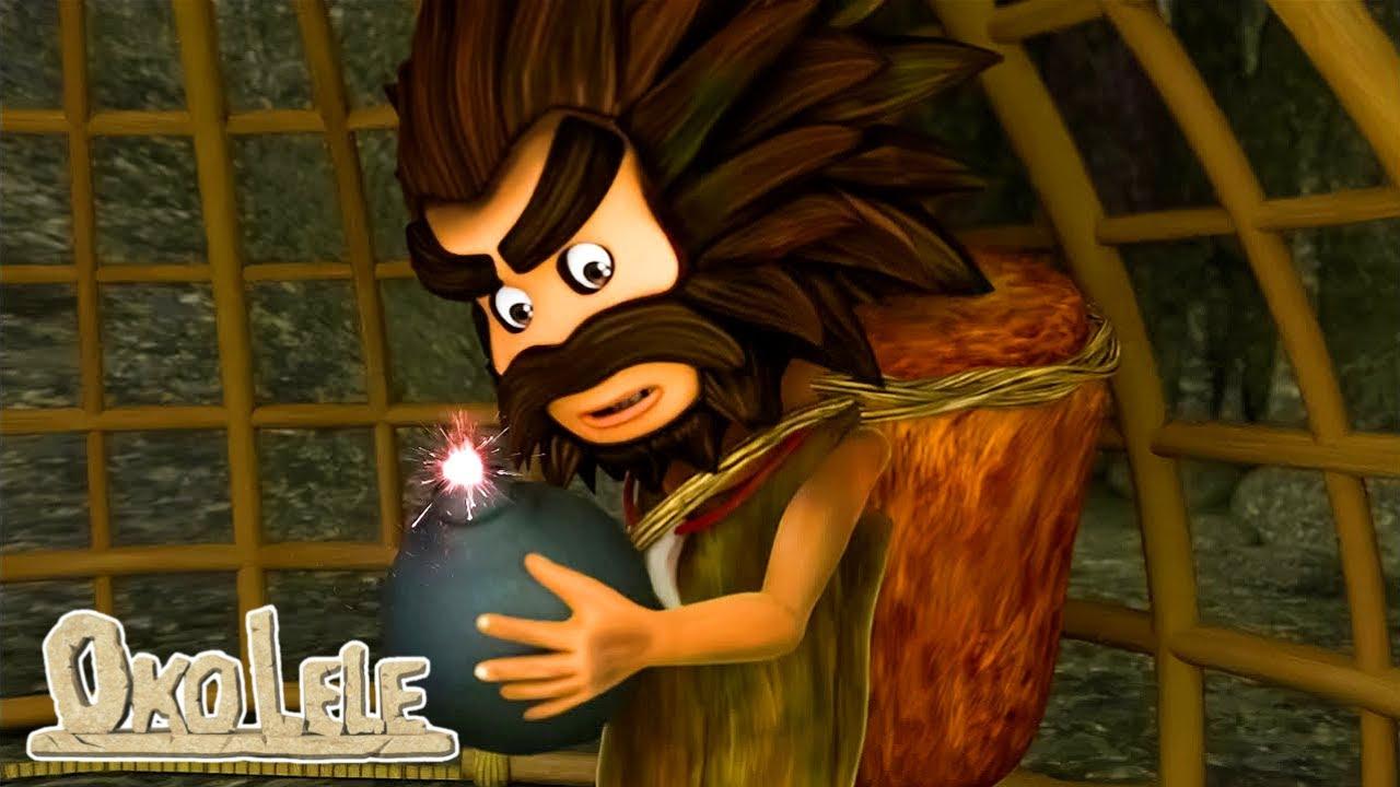 Oko Lele ✨ The Trap 1 💥 CGI animated short ✨Super Toons TV Cartoons